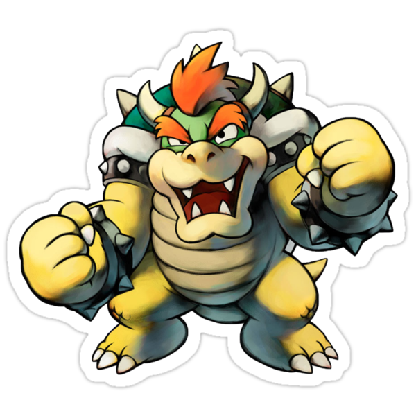 Bowser by yoon2972