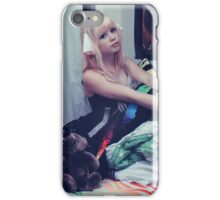 Chobits II iPhone Case/Skin