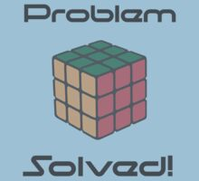 Rubix Cube - Problem Solved. by brzt