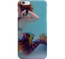 Tiger Mermaid iPhone Case/Skin