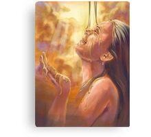 Soaking in Glory Canvas Print