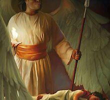 Guardian Angel by Tamer ElSharouni by Cindy El Sharouni