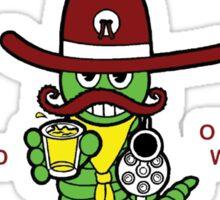 "Cinco de Mayo ""Women's Drinking Team"" Sticker"