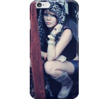 Moriah - Animal iPhone Case/Skin