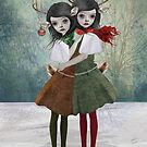 Holly & Ivy by Tanya  Mayers