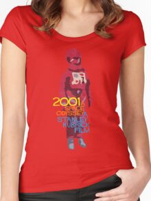 Dave Bowman Women's Fitted Scoop T-Shirt