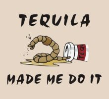 "Cinco de Mayo ""Tequila Made Me Do It"" by HolidayT-Shirts"