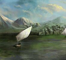 Boat by Tamer ElSharouni by Cindy El Sharouni