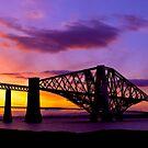 The Bridge at Dawn by dgscotland