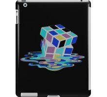 Rubix Cube - Melting. iPad Case/Skin