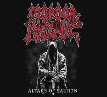 Mordor Nazgul - Altars of Sauron by helljester