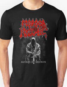 Mordor Nazgul - Altars of Sauron T-Shirt