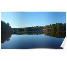Lake Johnson Poster