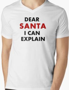 Dear Santa... I can explain, really! T-Shirt