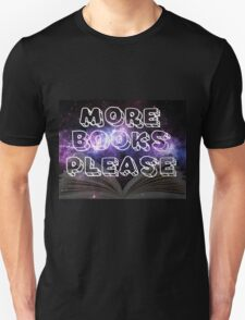 More Books Please! T-Shirt