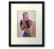 Master Boxer 2 Framed Print