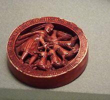 Tric Trac piece - Paris, 12th century Cologne by Kiriel