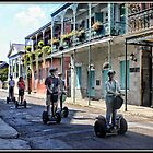 Cruisin' the French Quarter by Mikell Herrick