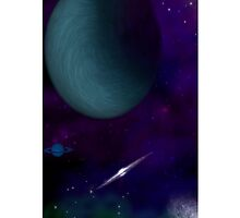 space iphone cover by tapiona