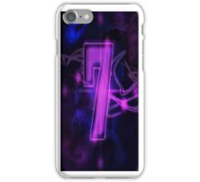Lucky Number 7 iPhone Case/Skin