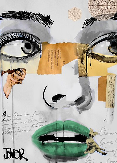 from a deeper place by Loui  Jover