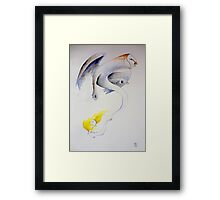 Wishes and Reality No. 1 Framed Print