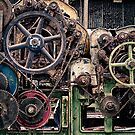 Cogs and Chains by Glen  Robinson