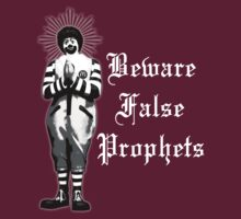 Beware False Prophets (Dark Colors) by aewayfarer