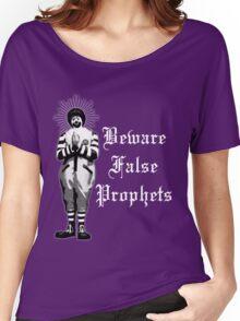 Beware False Prophets (Dark Colors) Women's Relaxed Fit T-Shirt