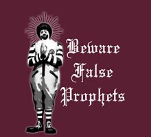 Beware False Prophets (Dark Colors) Unisex T-Shirt