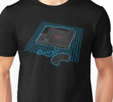 Game console grid Unisex T-Shirt