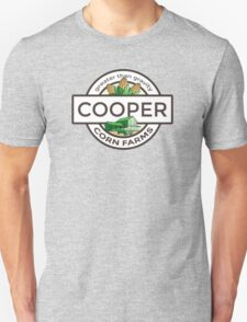Cooper Corn Farms - greater than gravity T-Shirt