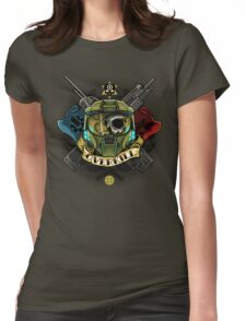 Overkill Womens Fitted T-Shirt