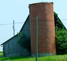 Red Silo, Emma Style by skyhat