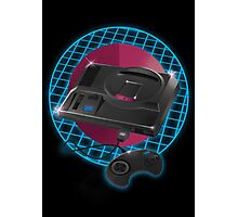 80s gaming console Photographic Print