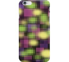 Pixel Plaid iPhone Case/Skin