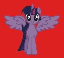 Friendship Is Magic Twilight Sparkle Kids Clothes