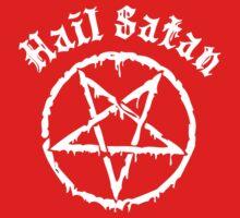 Hail Satan Kids Clothes