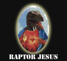 Raptor Jesus by picky62version2