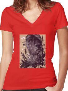 Tormenta Women's Fitted V-Neck T-Shirt