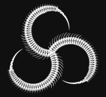 Triskelion 001 by Karl David Hill