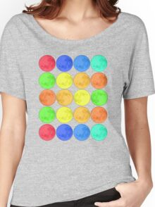 Multiple Moons Women's Relaxed Fit T-Shirt