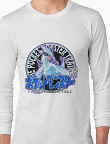 Pokemon Returns: Silver Long Sleeve T-Shirt
