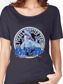Pokemon Returns: Silver Women's Relaxed Fit T-Shirt