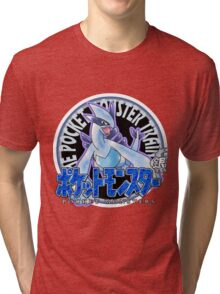 Pokemon Returns: Silver Tri-blend T-Shirt