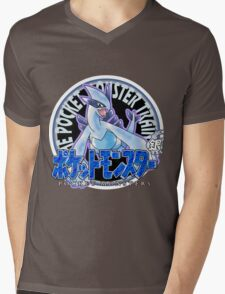 Pokemon Returns: Silver Mens V-Neck T-Shirt
