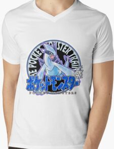 Pokemon Returns: Silver Mens V-Neck T-Shirt