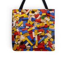 Lots of Lego Tote Bag