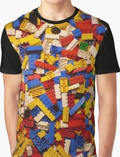 Lots of Lego Graphic T-Shirt
