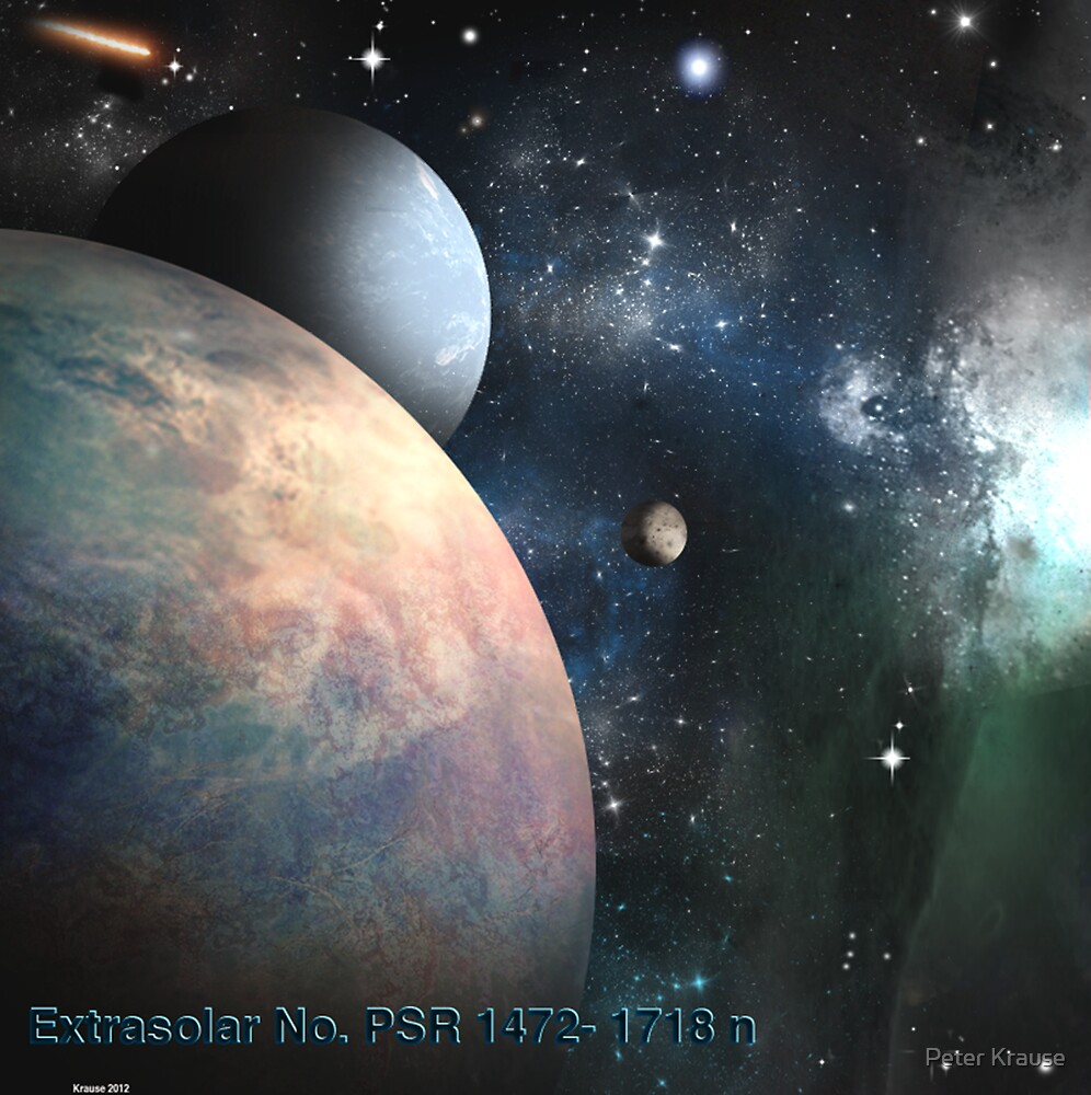 Lux perpetua - Extrasolar by Peter Krause